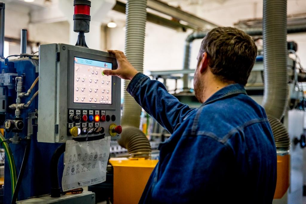 модернизация производственного оборудования