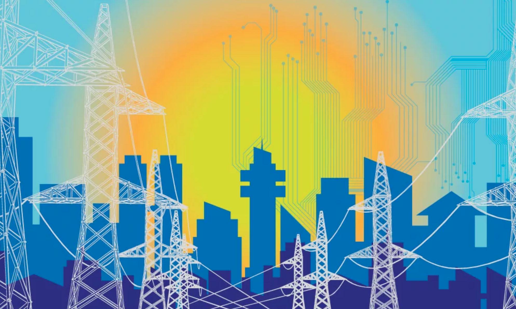 Оптовый рынок электроэнергии и мощностей Украины
